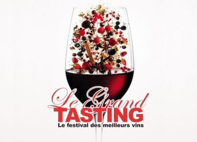 Agassac au  Grand Tasting à Paris